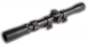 Tasco Rimfire 3-7x 20mm Reticle Riflescope Review